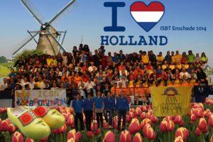 Groepsfoto - ISBT Enschede 2014